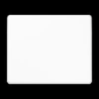 JUNG Клавиша для кнопочного выключателя, выключателя или кнопки; белая