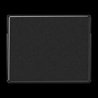 JUNG Клавиши для сдвоенных кнопочных выключателей, выключателей и кнопок; черные