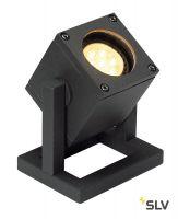 CUBIX светильник напольный IP44 для лампы GU10 25Вт макс., антрацит