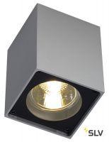 ALTRA DICE CL-1 светильник потолочный для лампы GU10 35Вт макс., серебристый / черный