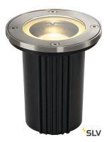 DASAR® EXACT 116 ROUND светильник встраиваемый IP67 для лампы GU10 35Вт макс., сталь