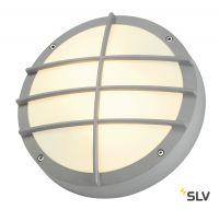 BULAN GRID светильник накладной IP44 для 2-х ламп E27 по 25Вт макс., серебристый