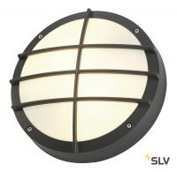 BULAN GRID светильник накладной IP44 для 2-х ламп E27 по 25Вт макс., антрацит