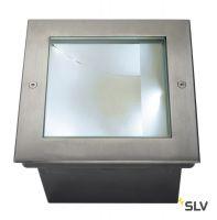 DASAR® 255 SQUARE светильник встраиваемый IP67 34Вт c LED 4000К, 1620лм, сталь