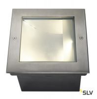 DASAR® 255 SQUARE светильник встраиваемый IP67 34Вт c LED 3000К, 1620лм, сталь