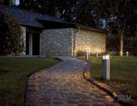 TRUST LED WL светильник настенный IP55 8.6Вт c LED 3000К, 400лм, сталь